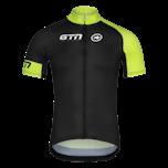 GTN Pro Training Jersey - Black & Yellow
