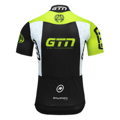 GTN Pro Team Jersey - Black & Yellow