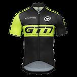 GTN Pro Team Jersey - Black & Yellow