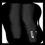 GTN Pro Team Knee Warmer - Black
