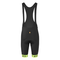 GTN Fan Kit Bib Shorts - Black