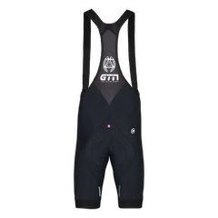 GTN Pro Training Bib Shorts - Black