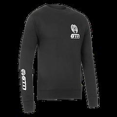 GTN Classic Organic Sweatshirt - Black