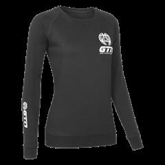 GTN Women's Classic Organic Sweatshirt - Black