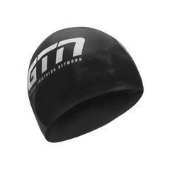 GTN Swim Cap - Black & White