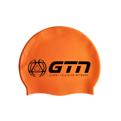 GTN Swim Cap - Orange