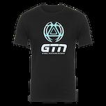 GTN Womens Classic Organic T-Shirt - Black