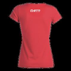 GTN Women's Organic T-Shirt - Hibiscus Pink