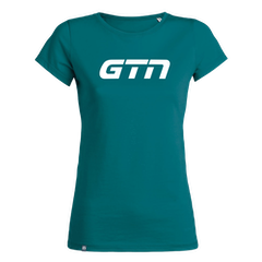GTN Womens Organic T-Shirt - Teal