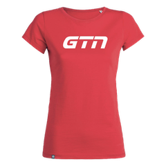 GTN Womens Organic T-Shirt - Hibiscus Pink