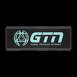 GTN Premium Towel Small - Black & Turquoise