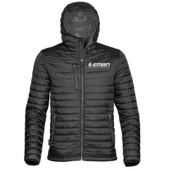 EMBN Thermal Winter Jacket - Black