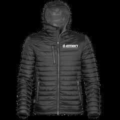 EMBN Thermal Winter Jacket - Black