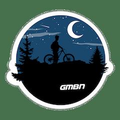 GMBN Stargazer Silhouette Sticker