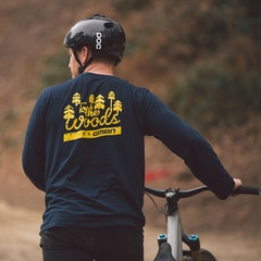 GMBN To The Woods Tree Line Long Sleeve T-Shirt