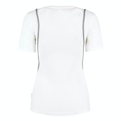 GTN Women's White Running T-Shirt