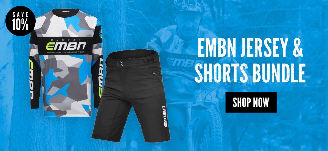 jersey & shorts bundle