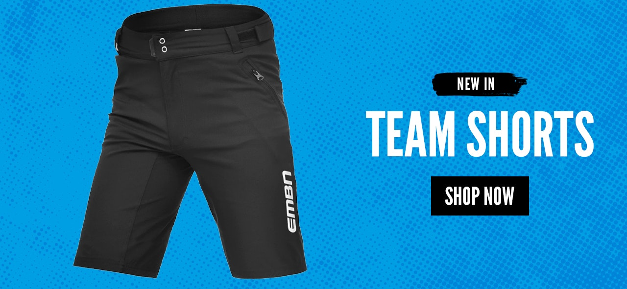 new embn team shorts