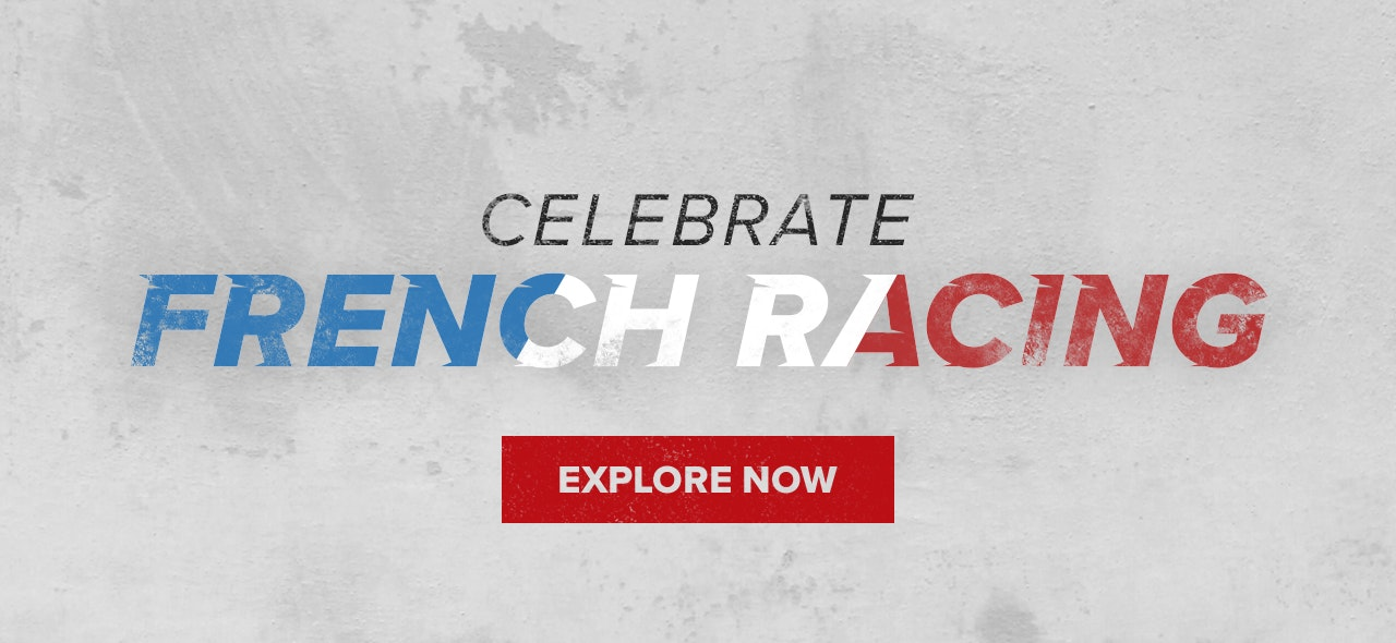 celebrate french racing