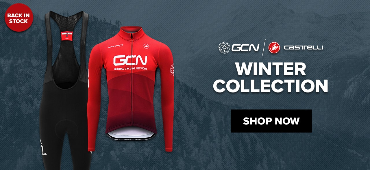 castelli winter kit