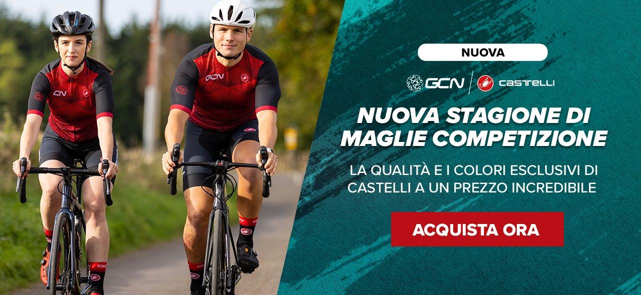 gcn castelli competizione 2