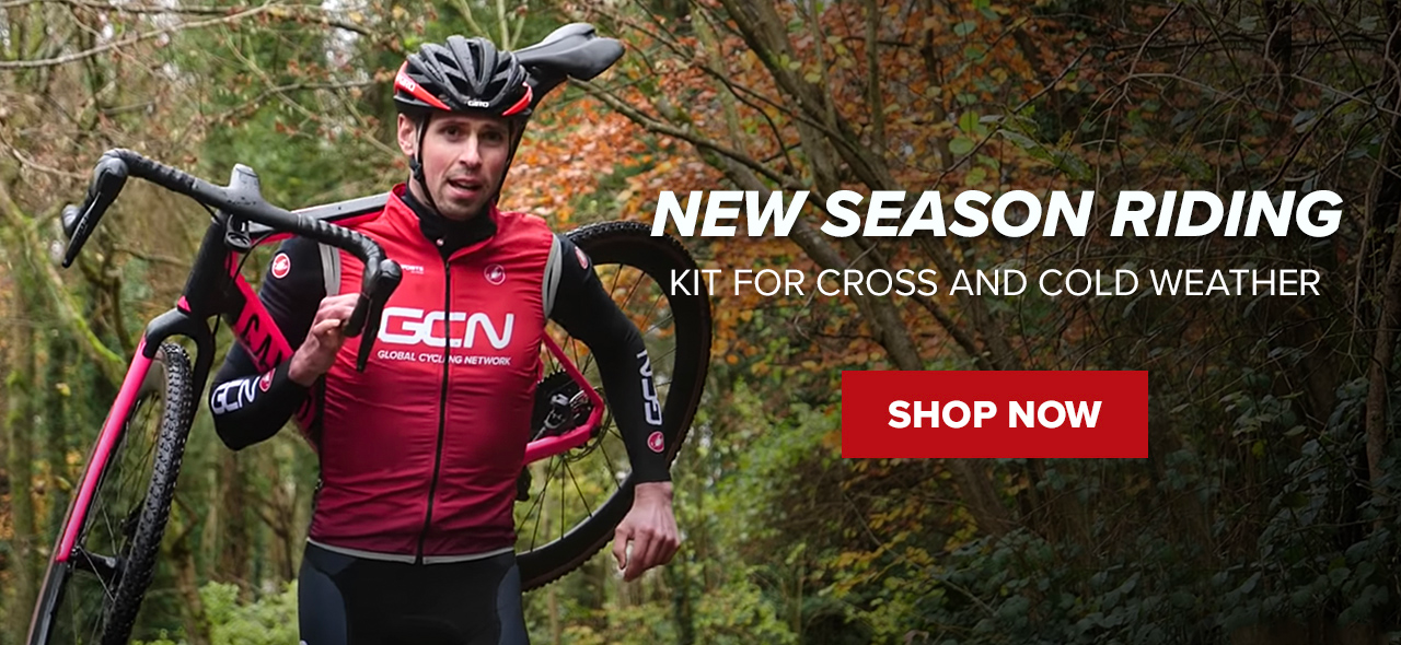 Kit for cross and cold weather GCN