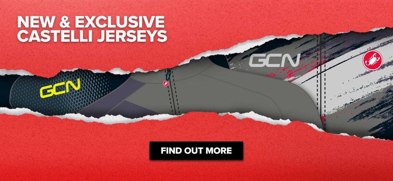 new gcn castelli jerseys coming soon