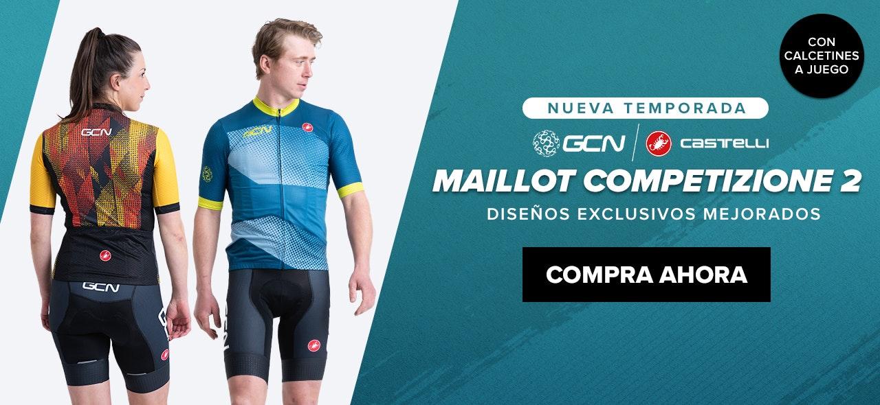 new competizione jerseys