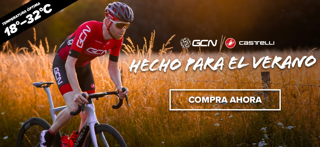 made for summer GCN / castelli