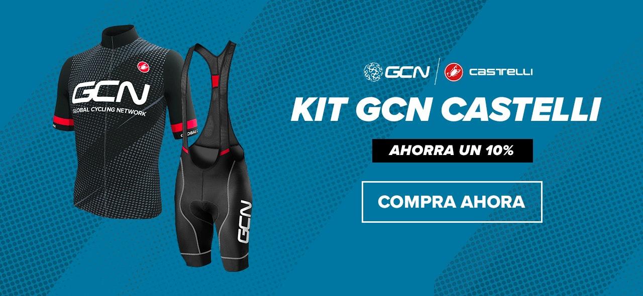 Castelli pro training kit   GCN