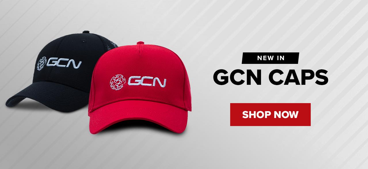 gcn caps