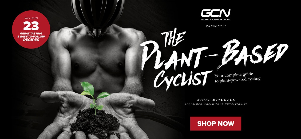 GCN The Plant-Based Cyclist Book