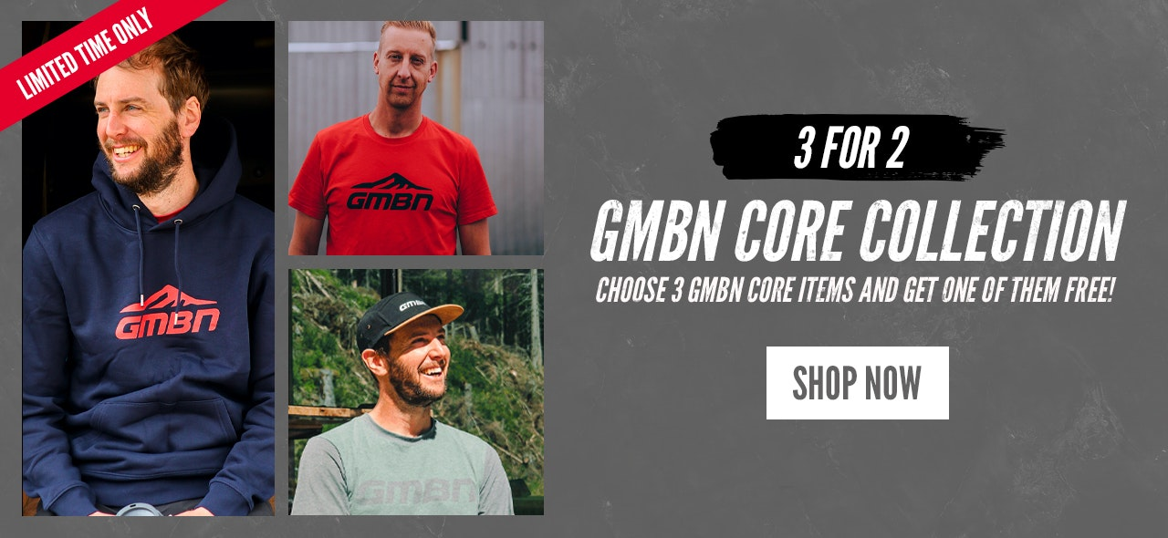 gmbn core collection offer - 3 for 2