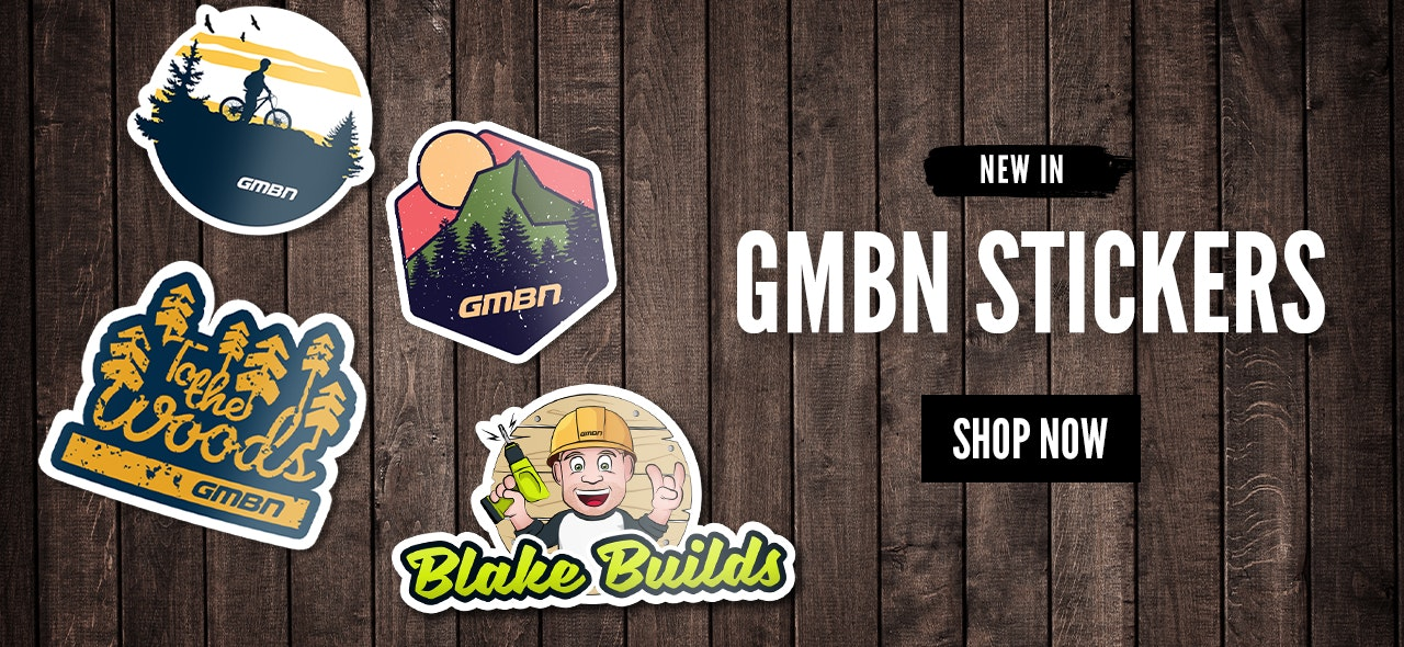 GMBN Stickers
