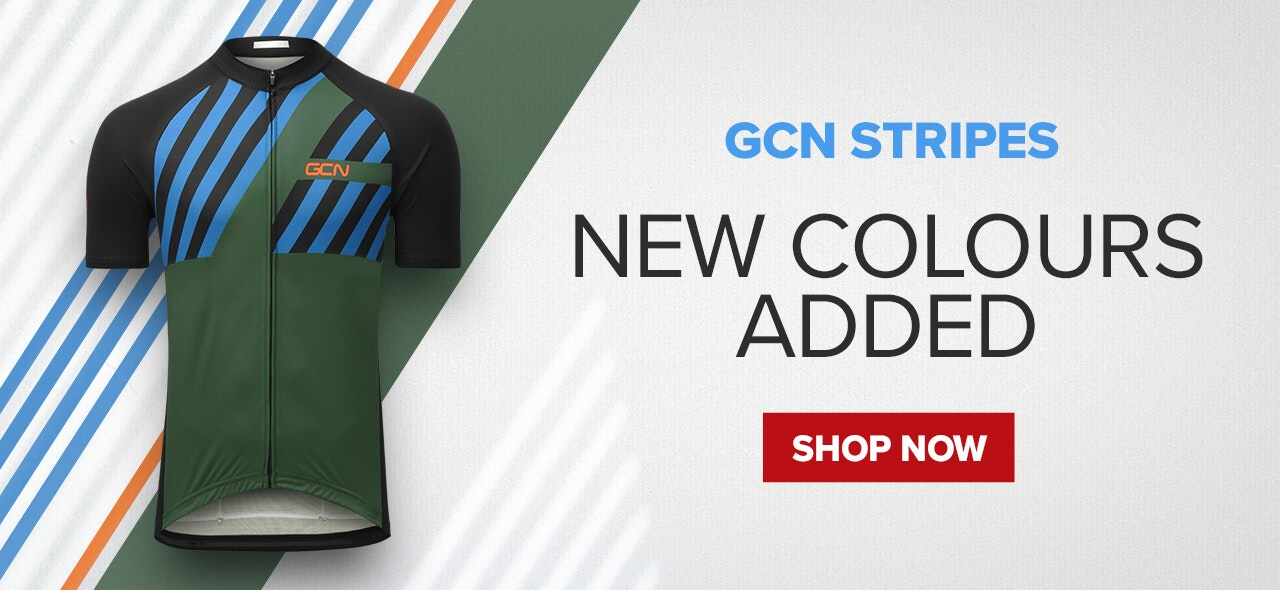 GCN Stripes Collection - Green & Blue